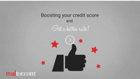Realtor.com Video - Boost your credit score