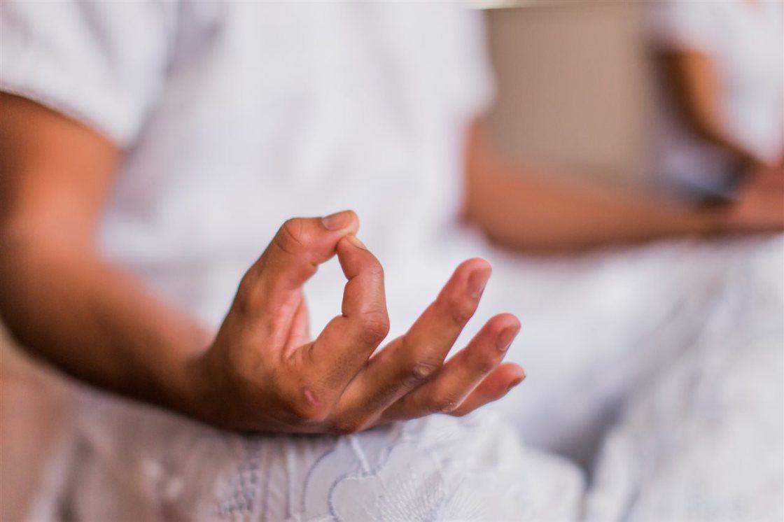 Yoga-Sleep